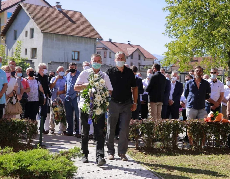 Obilježena 28. godišnjica od pogibije Ramiza Salčina, heroja odbrane Sarajeva i države BiH