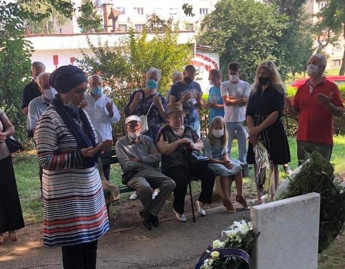 Obilježeno 27. godina od stradanja četvero Sarajlija u ulici Ilije Engela br. 13