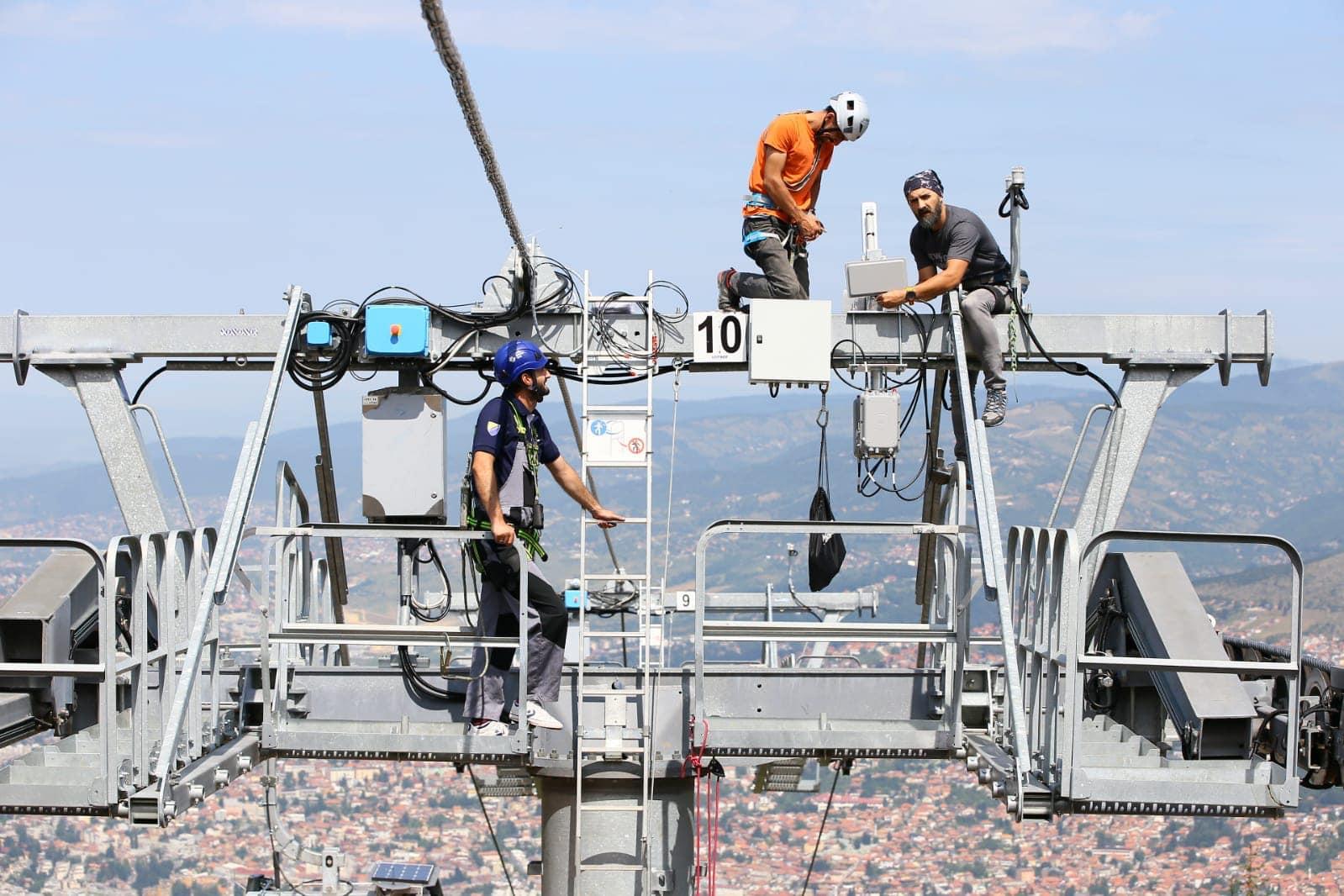 Uskoro WiFi internet signal na Trebevićkoj žičari