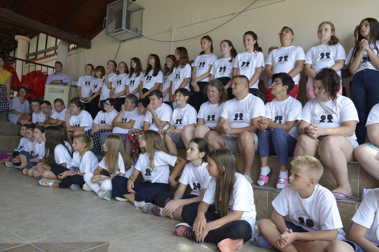 Djeca Zavoda Mjedenica ljetovala u Novom Vinodolskom