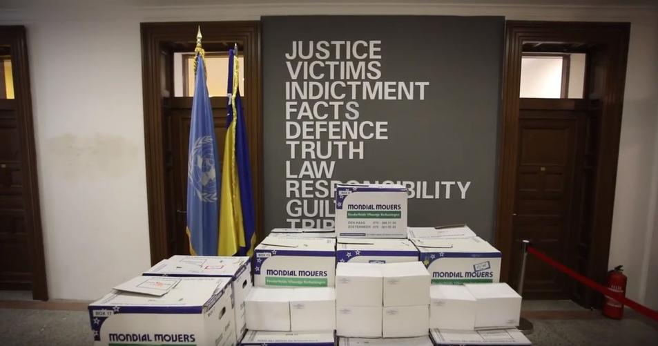 Čuvanje historije i borba protiv revizionizma: U Informativni centar o MKSJ Sarajevo stigla je isporuka svih ovjerenih dvojezičnih presuda Haškog tribunala